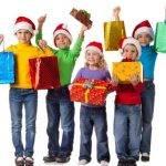 Compras de Natal para Crianças