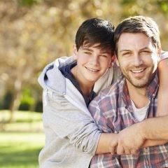 Formas de incutir seus valores em seu adolescente