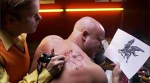 Tatuagem de Aparência Ruim